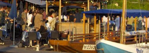 Ufertaverne Symbolbild
