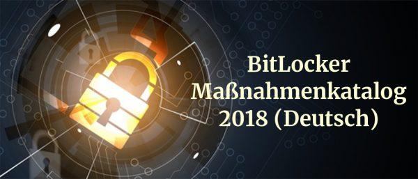 Beitrag BitLocker Massnahmenkatalog 2018 Deutsch CPSD