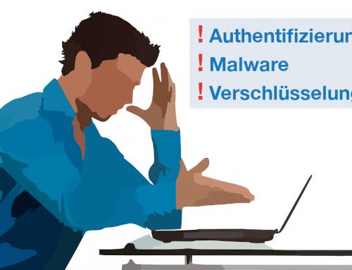 Schutz der Unternehmensdaten im Home-Office