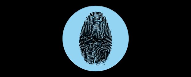 Secure Disk Biometrische Authentisierung