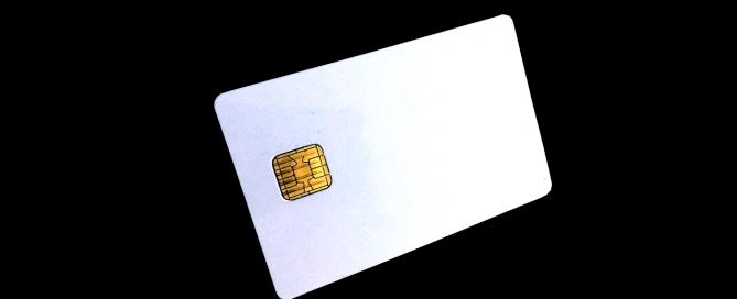 Secure Disk Smartcard