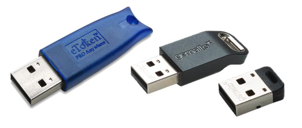 Secure Disk - PKI Token Support