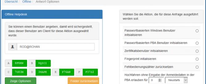 Secure Disk - Web Helpdesk